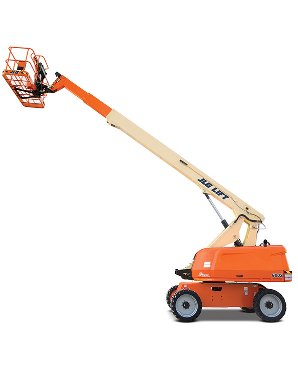 600S JLG Telescopic Boom Aerial Lift