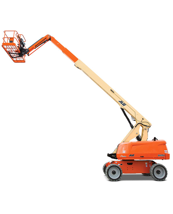 660SJ Telescopic Boom Lift