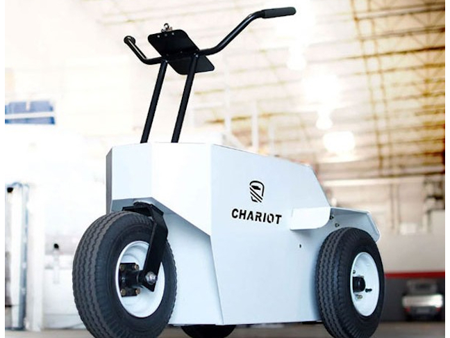 Columbia Par Car Chariot Industrial Vehicle