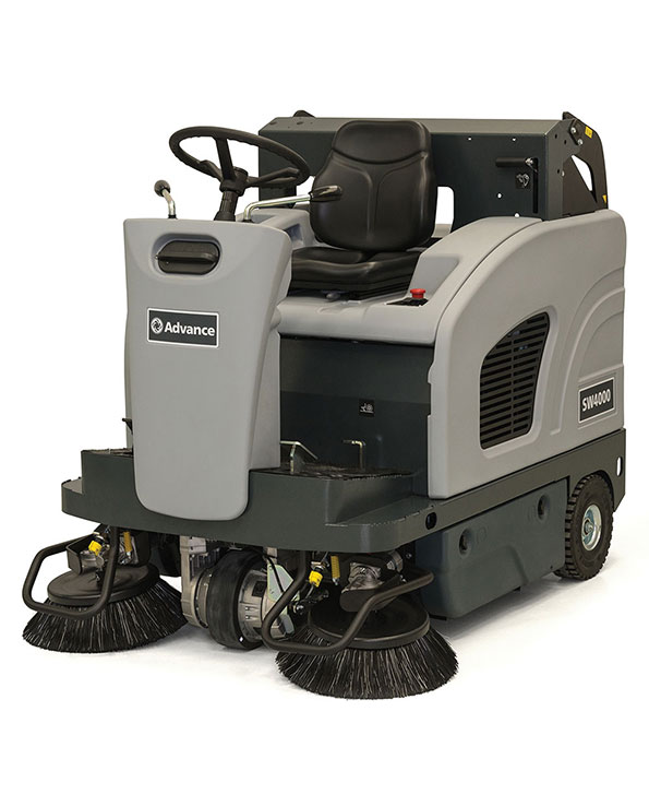 SW4000 Sweeper Industrial Cleaning Equipment