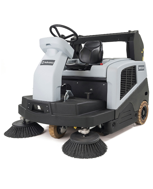 SW5500 Sweeper Industrial Cleaning Equipment