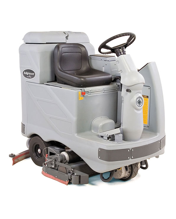 Adgressor Industrial Floor Scrubber
