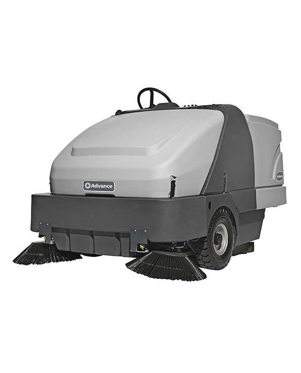Proterra Sweeper Industrial Cleaning Equipment