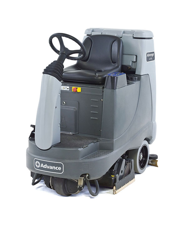 Advenger Advance Industrial Floor Scrubber