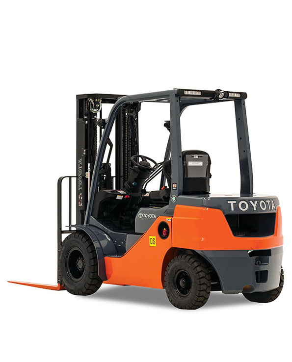 Core Internal Combustion Pneumatic Tire Forklift