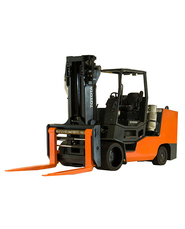 High Capacity Large Internal Combustion Cushion Tire Forklift Dealers