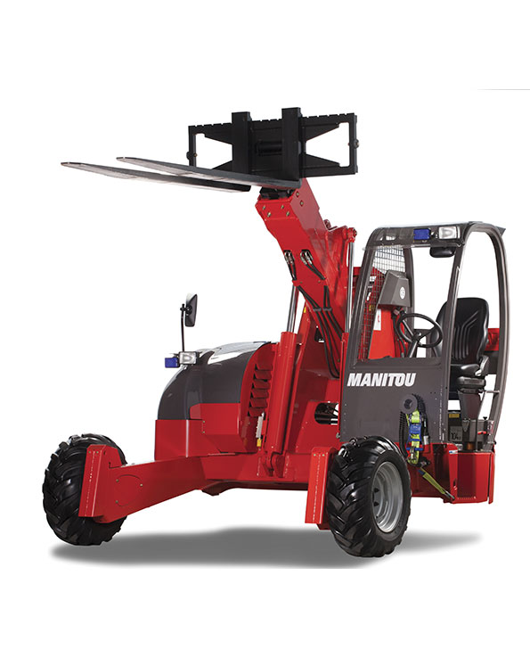 Manitou Truck Mounted Forklift TMT55HT4W for Sale