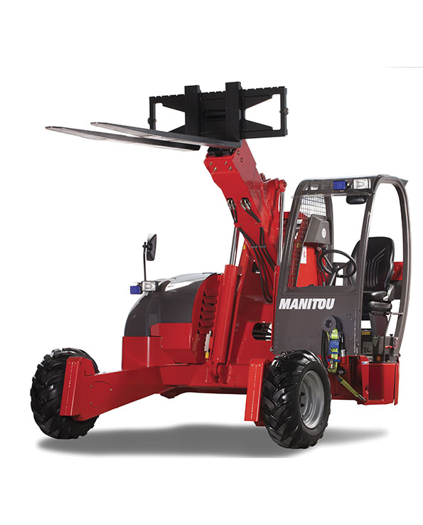 Manitou Truck Mounted Forklift TMT55XT4W for Sale